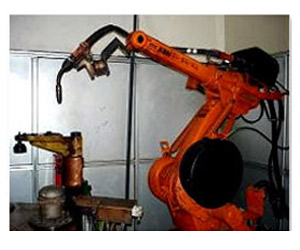 Automation For Robo Welding
