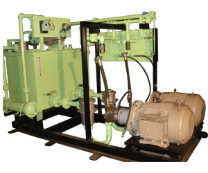 Assel Mill Hydraulic Powerpack